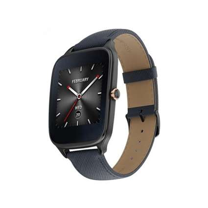 ساعت هوشمند اپل Asus Zenwatch 2 WI501Q With Leather Strap