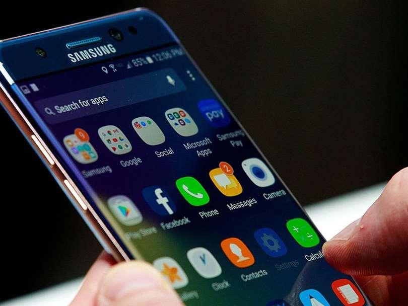 بنچمارک موبایل سامسونگ J7 2017 منتشر شد