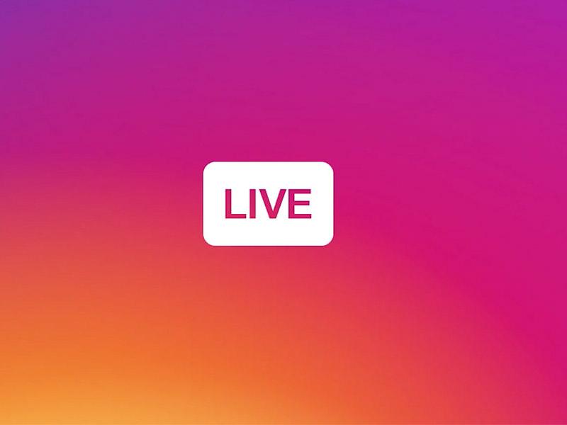 پخش زنده ویدیویی در استوری اینستاگرام رسما معرفی شد
