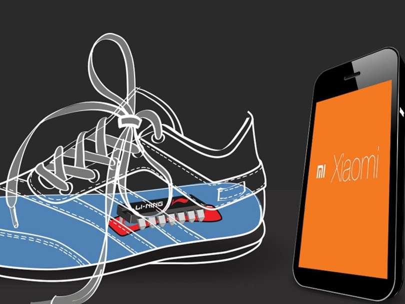 کفش هوشمند شیائومی با پردازنده اینتل