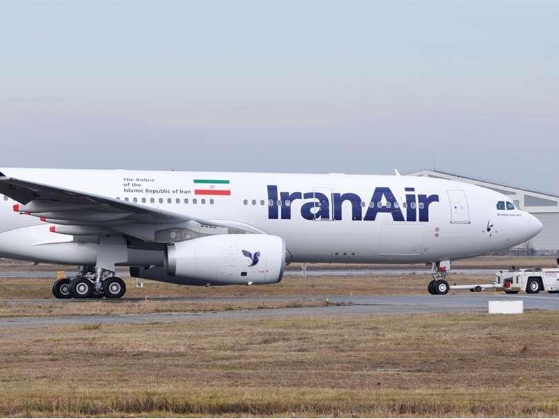 ورود اولین قاره پیمای ایرباس A330