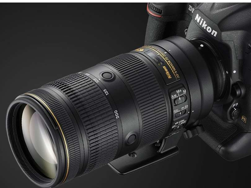 تصاویر غیررسمی و مشخصات دوربین نیکون D7500