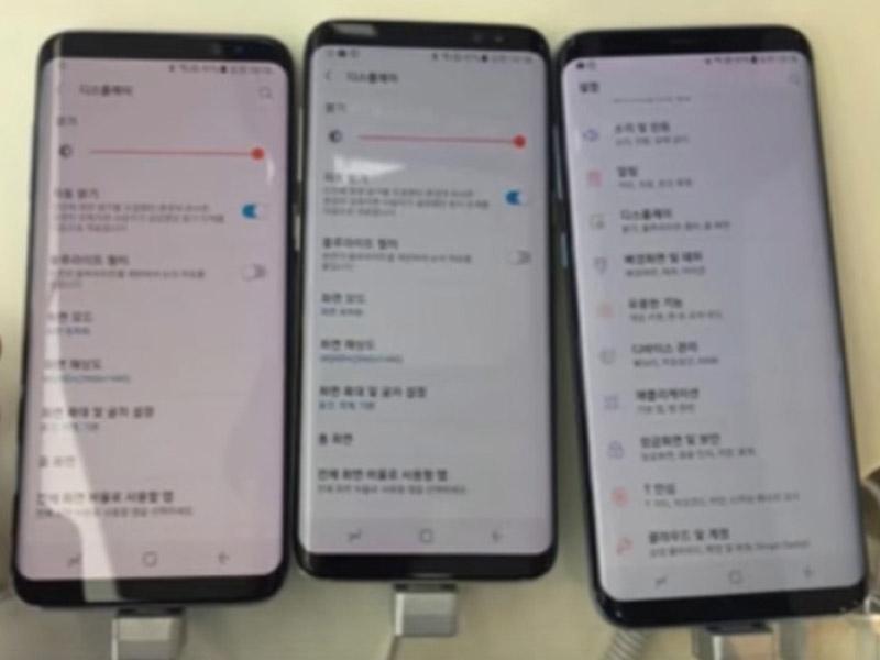 مشکل جدید در موبایل گلکسی S8 تایید شد!