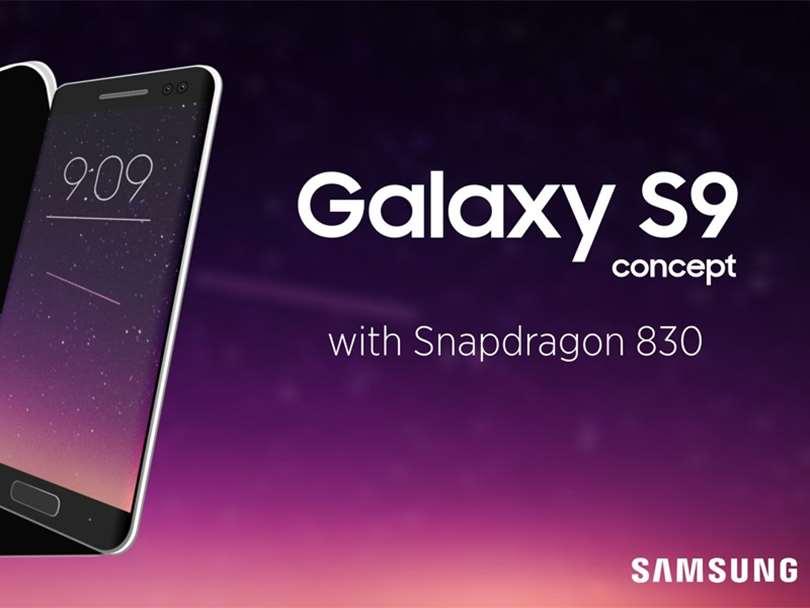 گلکسی S9 احتمالا با صفحه نمایش 4K عرضه می شود!