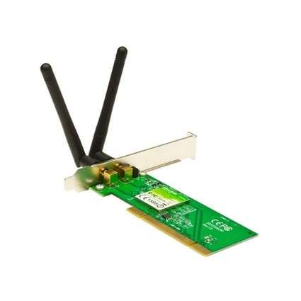 تصویر از TP-LINK TL-WN851ND 300Mbps Wireless N PCI Adapter
