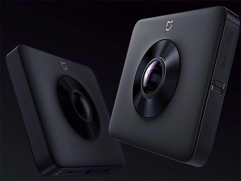 شیائومی دوربین 360 درجه پانورامیک خود را با قیمت 250 دلار عرضه کرد.