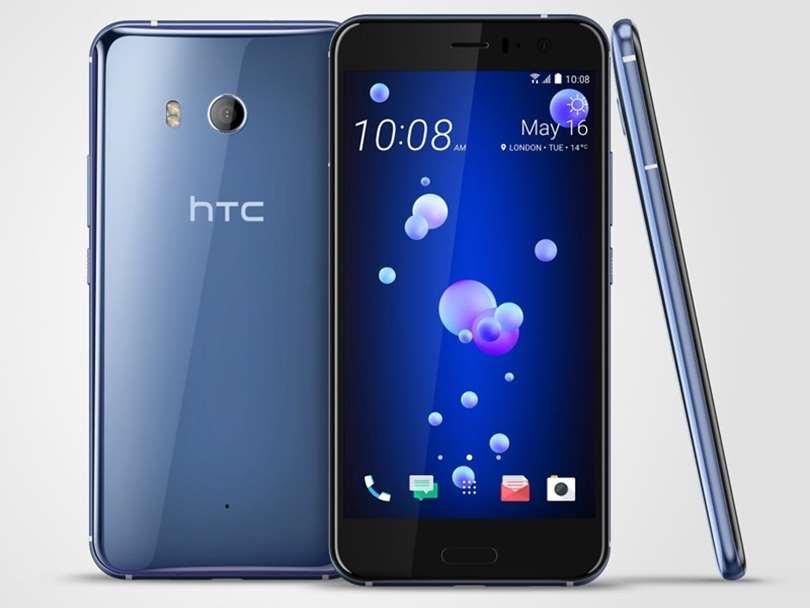 مقایسه موبایل  HTC U11 با HTC U10