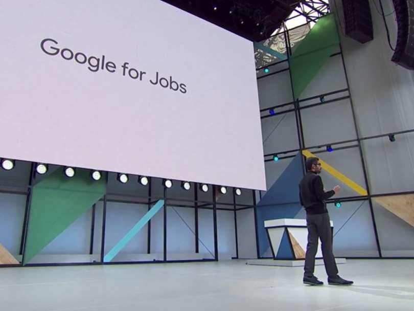آگهی های استخدامی را در نتایج جستجوی گوگل
