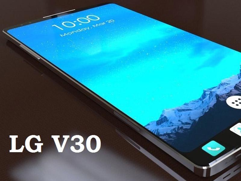 موبایل LG V30 با دو صفحه نمایش کشویی
