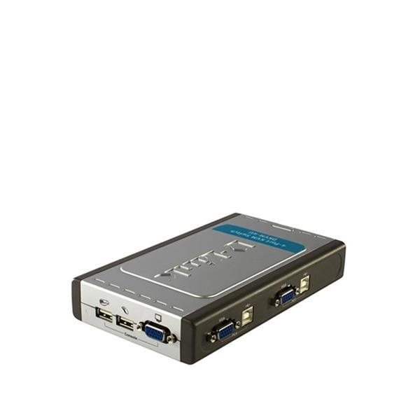 تصویر از D-Link KVM-4U 4-Port USB KVM Switch