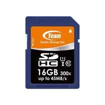 TeamGroup 16GB SDHC class10 UHS-IU1