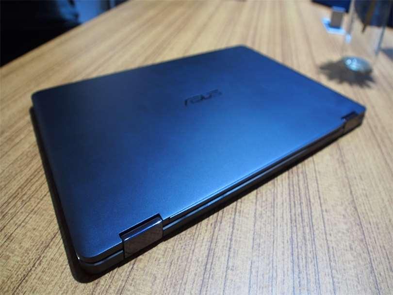 رونمایی از ایسوس ZenBook Flip S باریک ترین لپ تاپ تبدیل پذیر