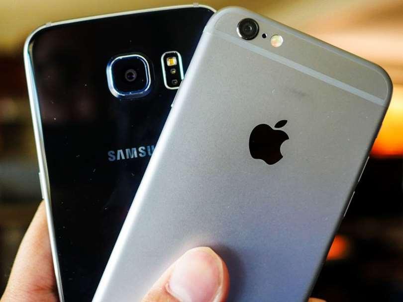 سامسونگ اپل را به دادگاه کشاند