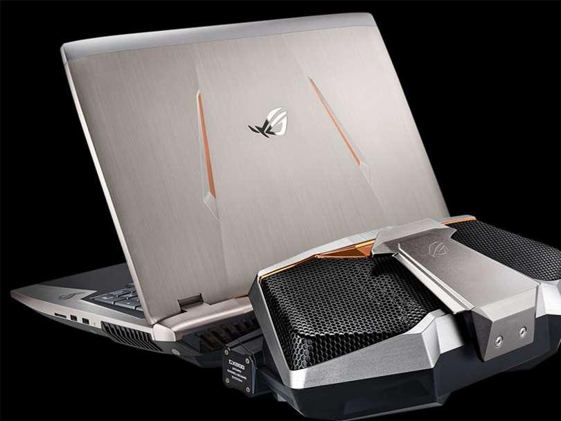 قیمت غول ترین لپ تاپ ایسوس  !!