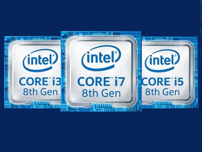 پردازنده های نسل ۸ اینتل در لپ تاپ های ایسوس
