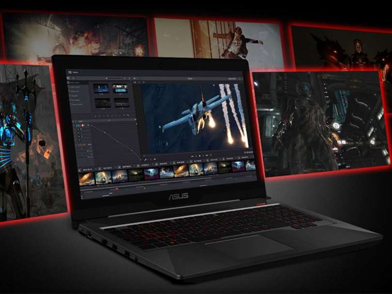 لپ تاپ جدید ایسوس برای گیمر ها !!