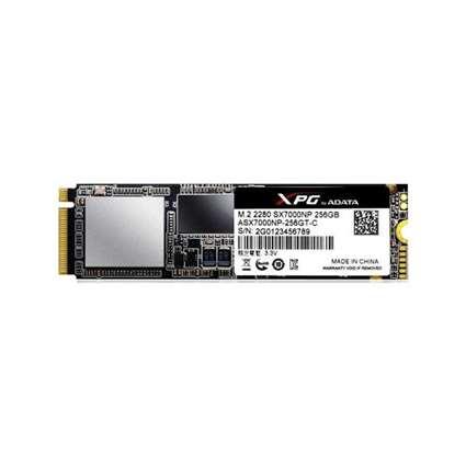 Adata SX7000 256GB PCIE M.2 2280 SSD