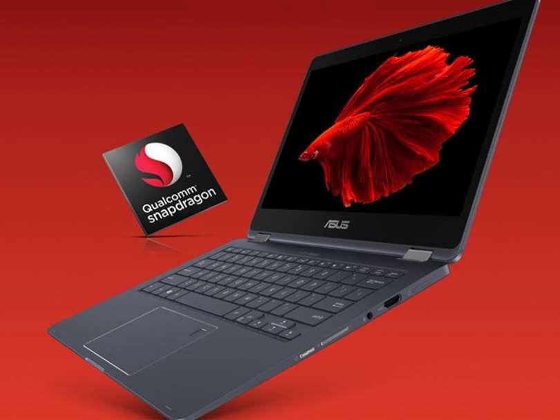 سال 2018 ; عرضه لپ تاپ هایی با پردازنده اسنپدارگون 845