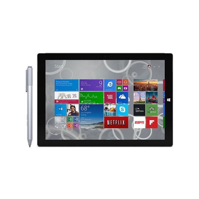 Microsoft Surface Pro 3 256GB Single Sim
