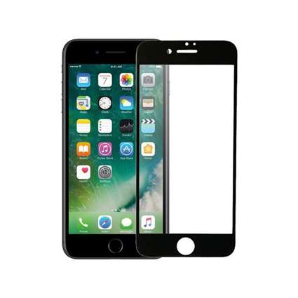 Apple iPhone 7 Black 5D Screen Cover