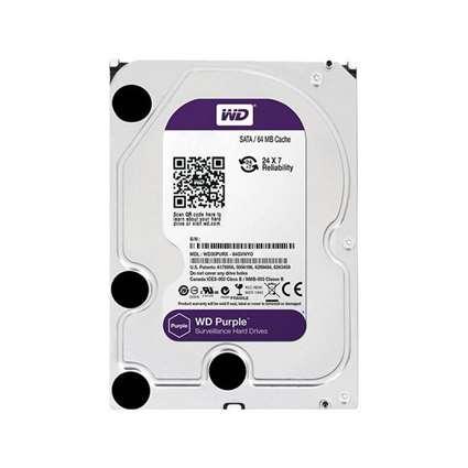 Western Digital Purple Surveillance 3TB Internal Hard Drive