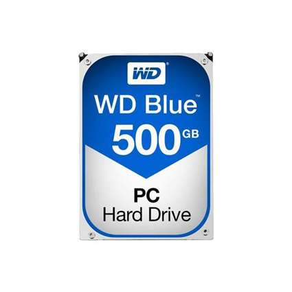 Western Digital Blue WD20EZRZ 500GB Internal Hard Drive