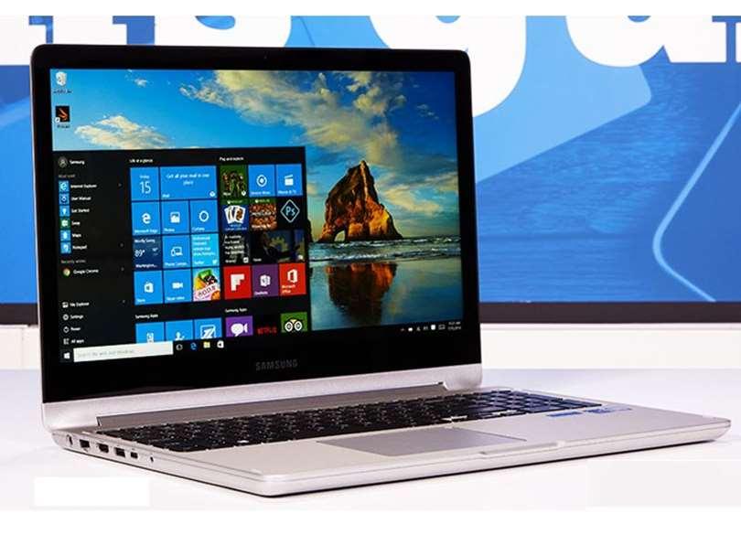 نسل جدید لپ تاپ های سامسونگ با پردازنده های نسل هشتم