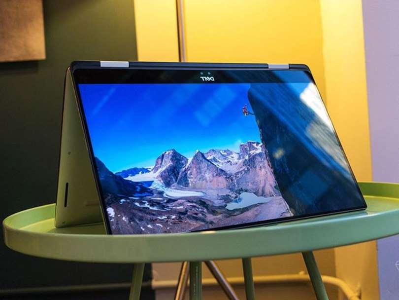 دل از نسل جدید لپ تاپ XPS 15 رونمایی کرد