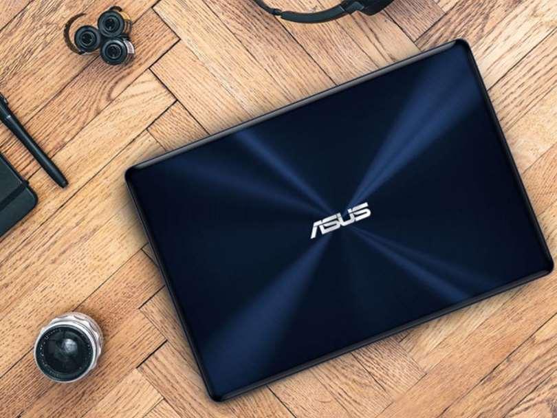 پردازنده گرافیکی اختصاصی در لپ تاپ ایسوس
