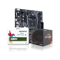 A320M-C / Ram 4GB DDR4 / Ryzen 3 1200 Bundle