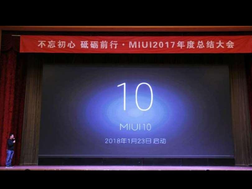 رابط کاربری MIUI 10 شیائومی رونمایی شد!