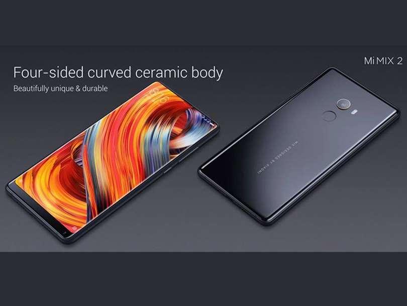 بررسی گوشی موبایل Xiaomi Mi Mix 2S
