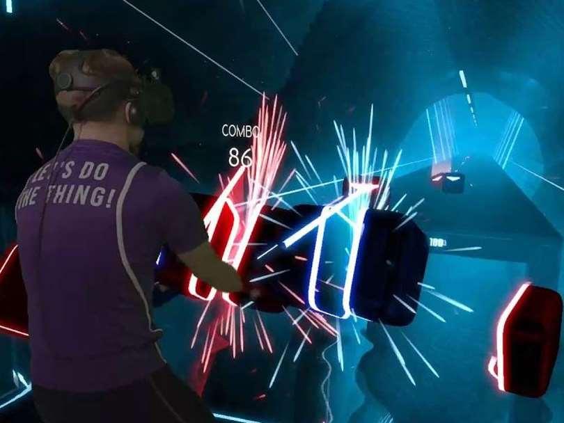 Beat Saber جذاب ترین بازی VR !