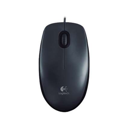 Logitech M100 Wired Mouse