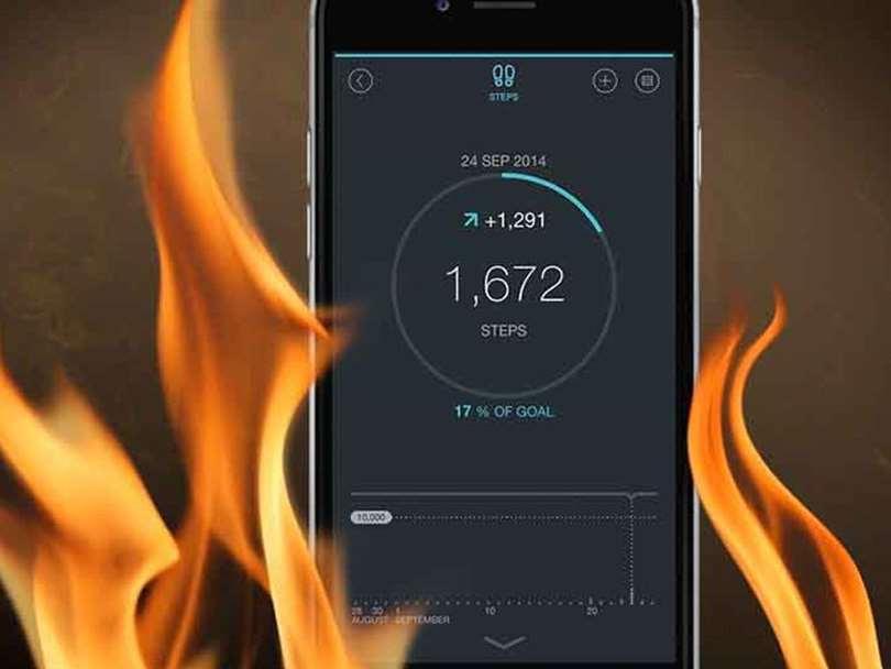 دلایل گرم شدن بیش از حد موبایل چیه!!