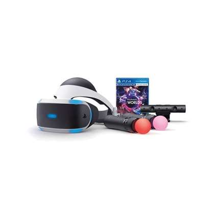 Sony CUH-ZVR2 PlayStation VR - Game Bundle