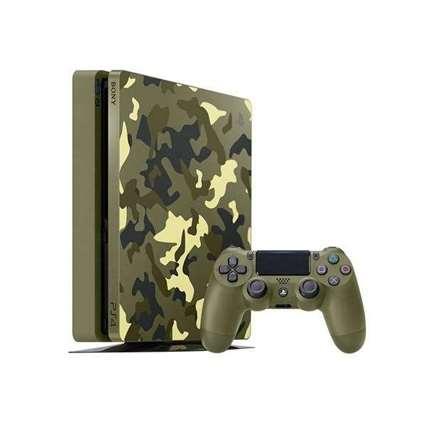 Sony Playstation 4 Slim Call Of Duty Limited Edition Region 1 CUH-2115B 1TB Bundle Game Console
