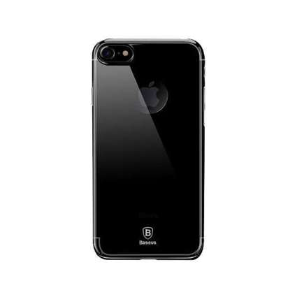 Baseus Glitter Case Black Cover For Apple iphone 7