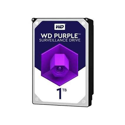 Western Digital Purple WD10PURZ 1TB Internal Hard Drive