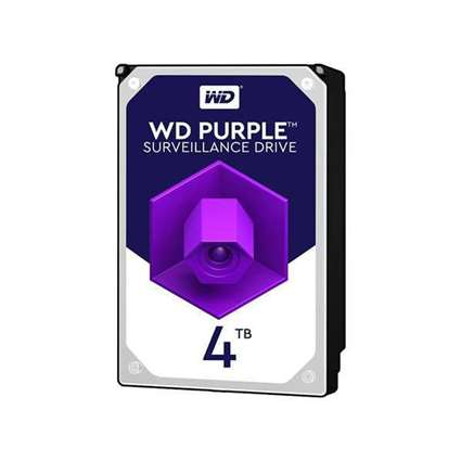 Western Digital Purple WD40PURZ 4TB Internal Hard Drive