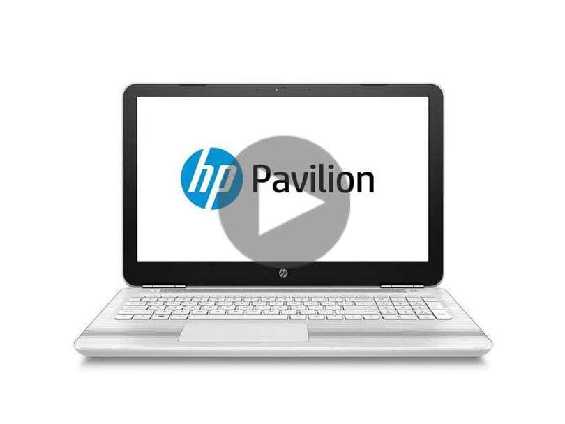 تماشا کنید: بررسی لپ تاپ اچ پی HP-Pavilion-15