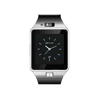 iLife Zed Watch C Black Smartwatch