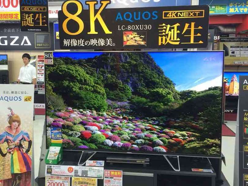 آغاز به کار  اولین شبکه ماهوارهای 8K در ژاپن
