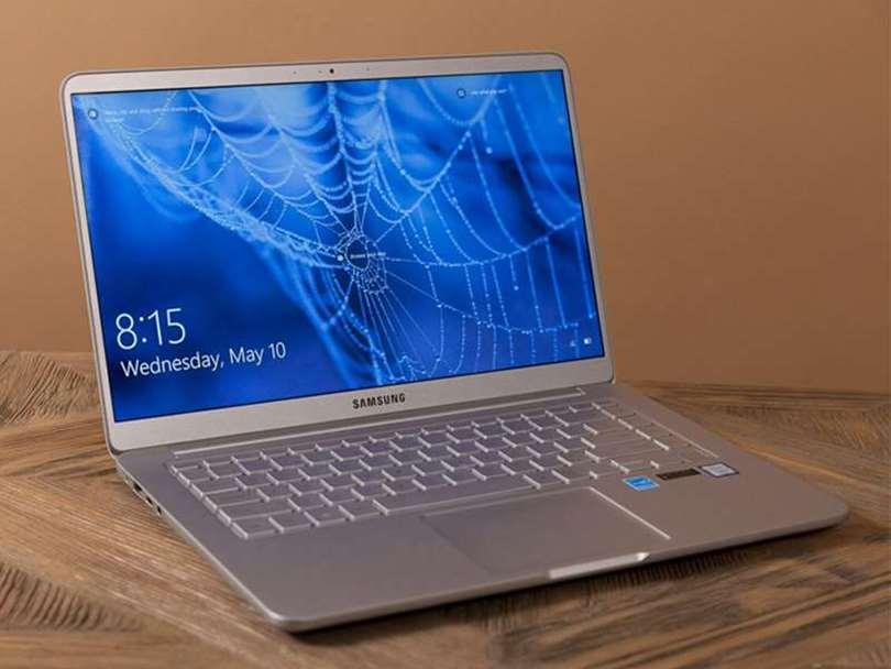 منتظر لپ تاپ جدید سامسونگ در CES 2019 باشید