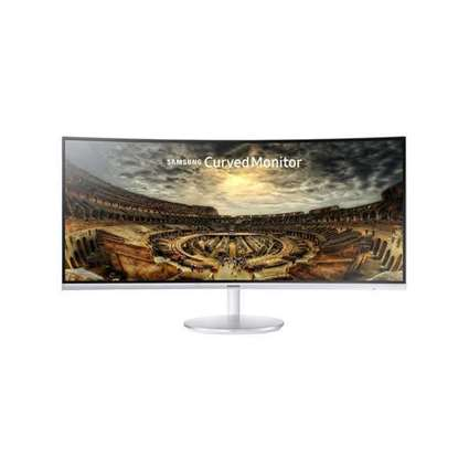 Samsung LC34F791WQNXZA 34 Inch CF791 Curved Widescreen Monitor