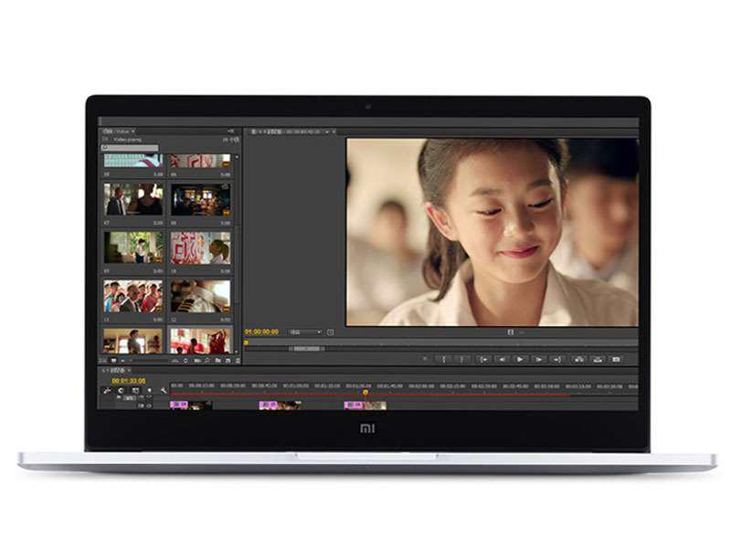 لپ تاپ جدید شیائومی، قابل حمل و فوق العاده باریک