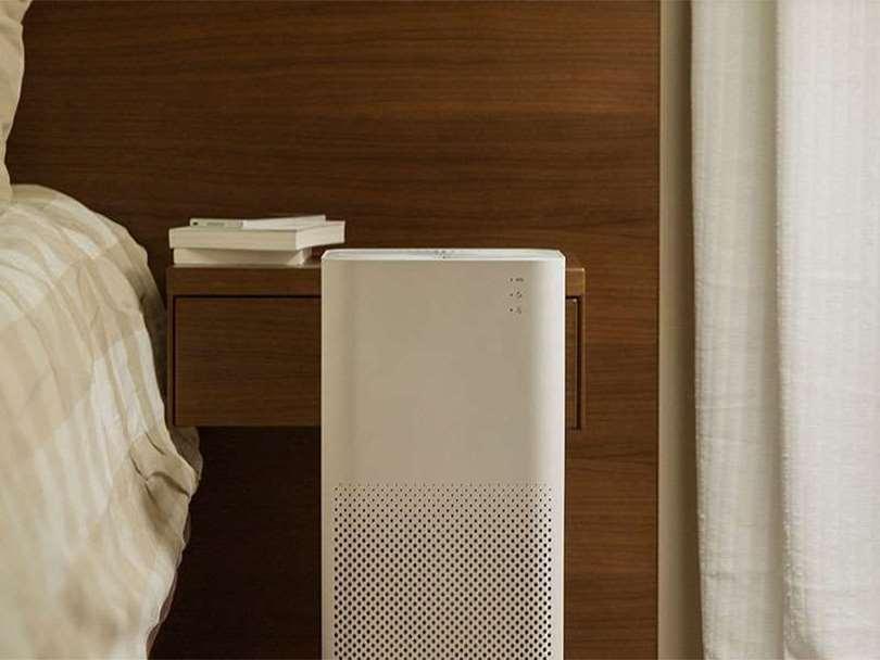 ارائه نسخه جدید دستگاه تصفیه هوا  شیائومی به صورت هوشمند