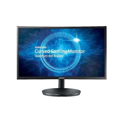 Samsung LC24FG70FQNXZA 24 Inch CFG70 Curved Gaming Monitor