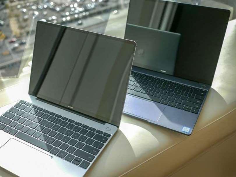 هوآوی از لپتاپ MateBook 13 رونمایی کرد