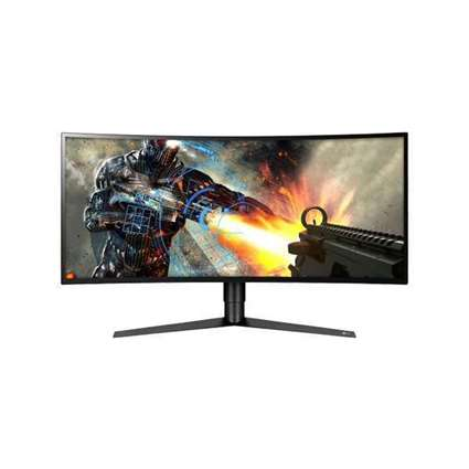 LG 34GK950G-B 34 Inch QHD IPS Gaming Monitor